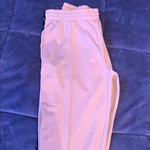 Kappa Pants (cream color) small size.